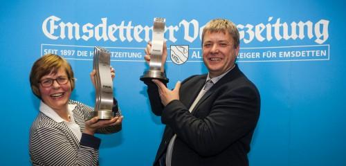 Verleihung Unternehmerpreis